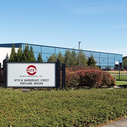 Maruichi Oregon Steel Tube, LLC (MOST)