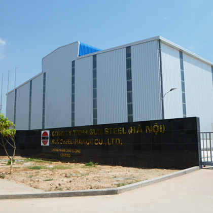 Sun Steel (Hanoi) Company Limited